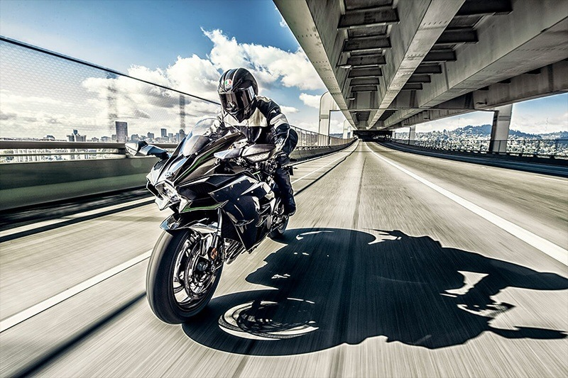 2020 Kawasaki Ninja H2 in Tarentum, Pennsylvania - Photo 6