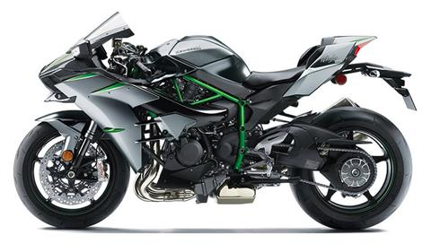 2020 Kawasaki Ninja H2 Carbon in Sacramento, California - Photo 2