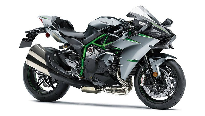 2020 Kawasaki Ninja H2 Carbon in Sacramento, California - Photo 3