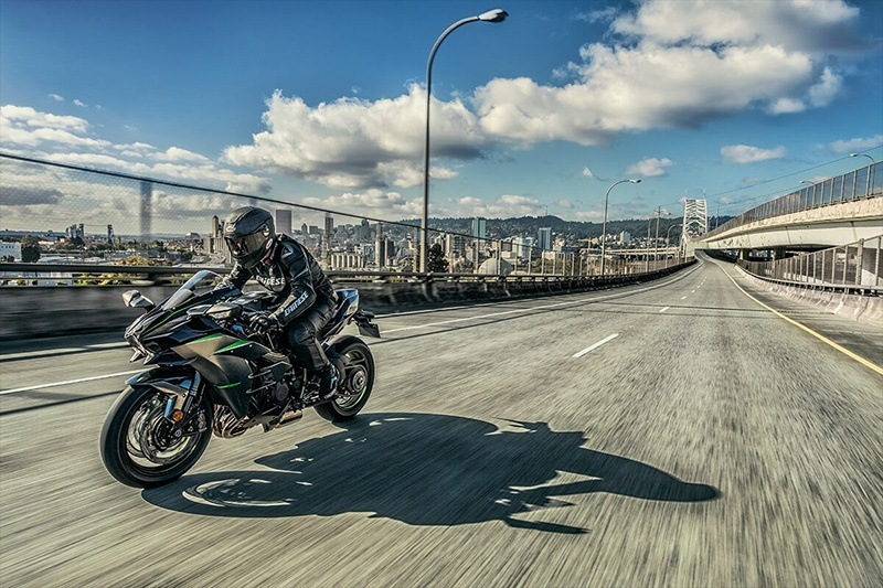 2020 Kawasaki Ninja H2 Carbon in San Francisco, California - Photo 6
