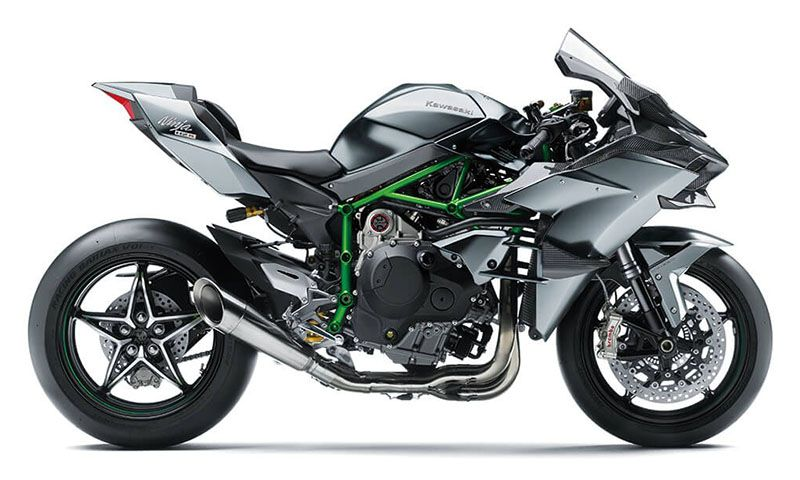 2020 Kawasaki Ninja H2 R in Petersburg, West Virginia - Photo 1