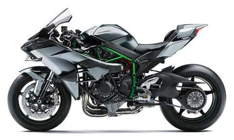 2020 Kawasaki Ninja H2 R in Waterbury, Connecticut - Photo 2