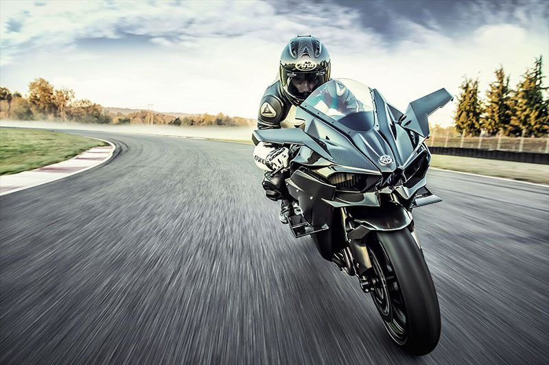 2020 Kawasaki Ninja H2 R in Redding, California - Photo 5