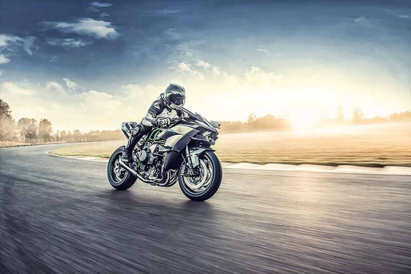 2020 Kawasaki Ninja H2 R in Glen Burnie, Maryland - Photo 8