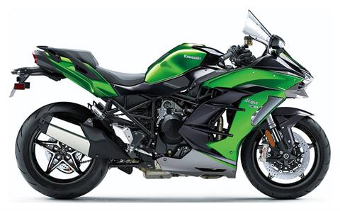 2020 Kawasaki Ninja H2 SX SE+ in Iowa City, Iowa