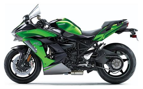 2020 Kawasaki Ninja H2 SX SE+ in Dubuque, Iowa - Photo 2
