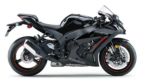 2020 Kawasaki Ninja ZX-10R ABS in Howell, Michigan