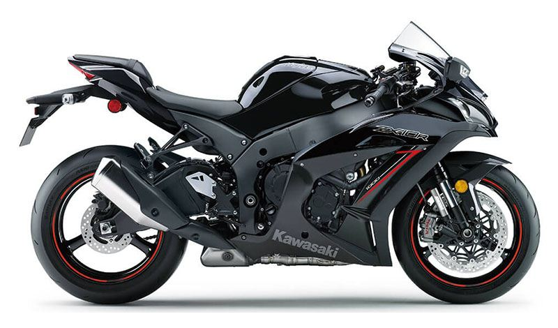 2020 Kawasaki Ninja ZX-10R ABS in Hollister, California - Photo 1