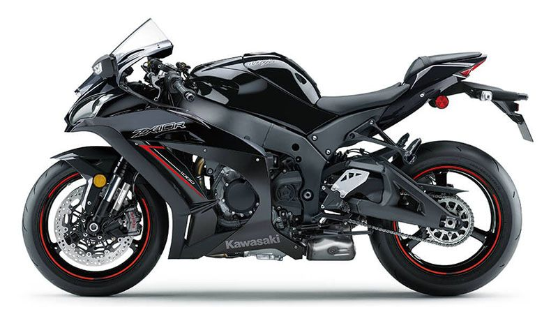 2020 Kawasaki Ninja ZX-10R ABS in Zephyrhills, Florida - Photo 2