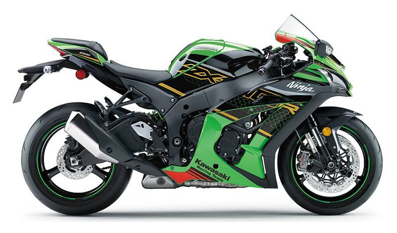 2020 Kawasaki Ninja ZX-10R ABS KRT Edition in Abilene, Texas - Photo 1