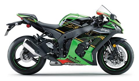 2020 Kawasaki Ninja ZX-10R ABS KRT Edition in Woodstock, Illinois