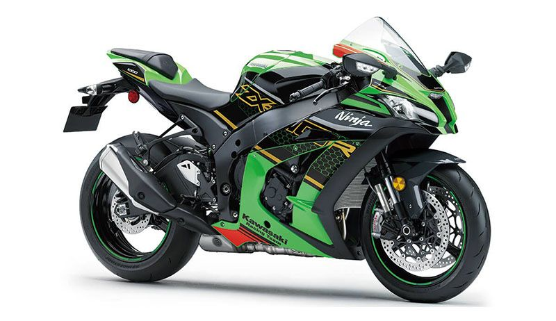2020 Kawasaki Ninja ZX-10R ABS KRT Edition in Wasilla, Alaska - Photo 3