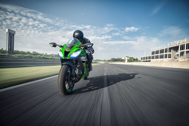 2020 Kawasaki Ninja ZX-10R ABS KRT Edition in Freeport, Illinois - Photo 5