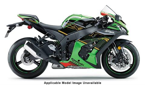 2020 Kawasaki Ninja ZX-10R KRT Edition in Gonzales, Louisiana