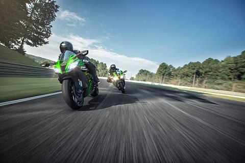 2020 Kawasaki Ninja ZX-10R KRT Edition in White Plains, New York - Photo 13