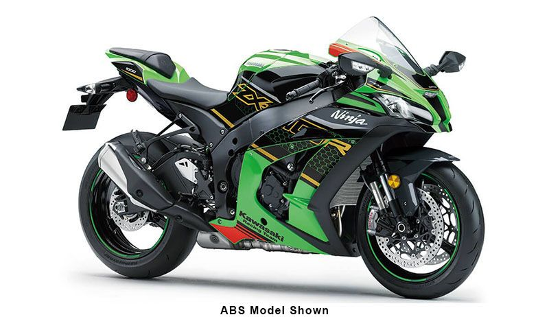 2020 Kawasaki Ninja ZX-10R KRT Edition in White Plains, New York - Photo 3