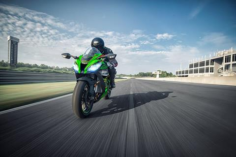 2020 Kawasaki Ninja ZX-10R KRT Edition in Ennis, Texas - Photo 5