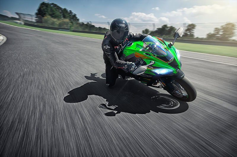 2020 Kawasaki Ninja ZX-10R KRT Edition in Howell, Michigan - Photo 9
