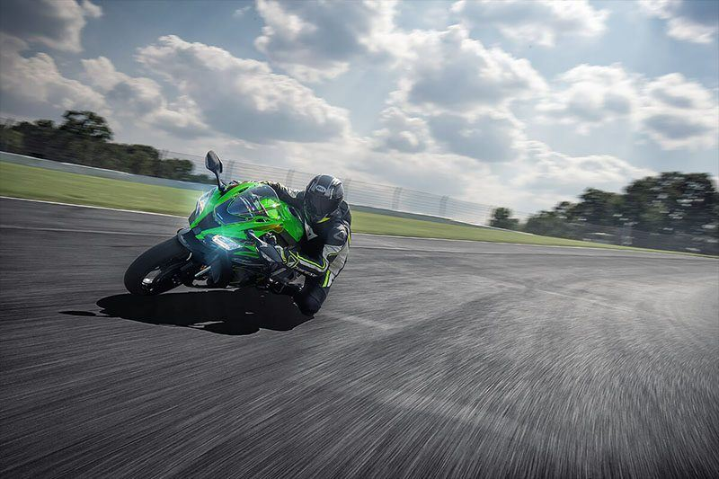 2020 Kawasaki Ninja ZX-10R KRT Edition in Howell, Michigan - Photo 10