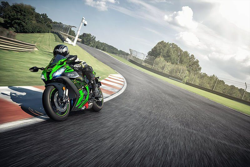 2020 Kawasaki Ninja ZX-10R KRT Edition in Howell, Michigan - Photo 11