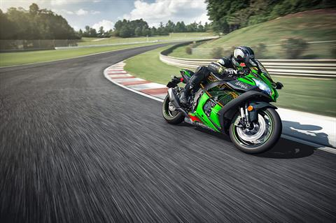 2020 Kawasaki Ninja ZX-10R KRT Edition in Wilkes Barre, Pennsylvania - Photo 12