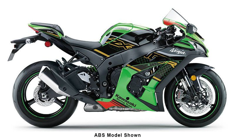 2020 Kawasaki Ninja ZX-10R KRT Edition in Salinas, California - Photo 1