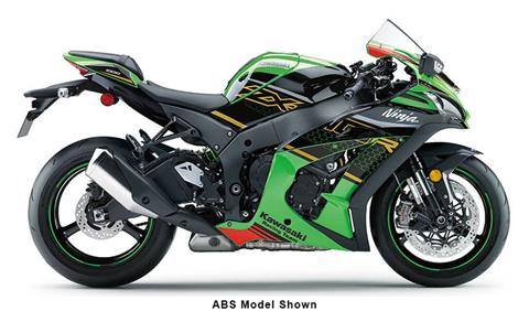 2020 Kawasaki Ninja ZX-10R KRT Edition in Woodstock, Illinois