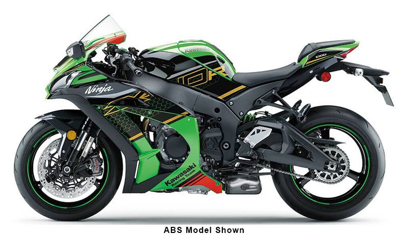 2020 Kawasaki Ninja ZX-10R KRT Edition in Ennis, Texas - Photo 2