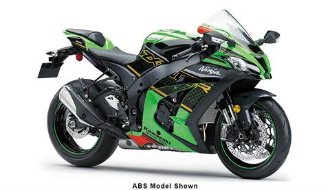 2020 Kawasaki Ninja ZX-10R KRT Edition in Ennis, Texas - Photo 3