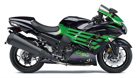 2020 Kawasaki Ninja ZX-14R ABS in Howell, Michigan