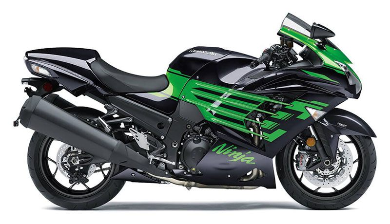 2020 Kawasaki Ninja ZX-14R ABS in Woodstock, Illinois - Photo 1