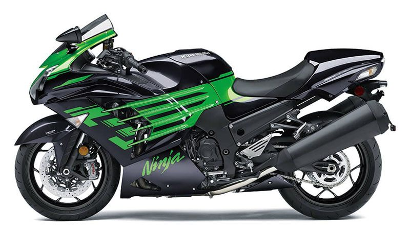 2020 Kawasaki Ninja ZX-14R ABS in Santa Clara, California - Photo 2