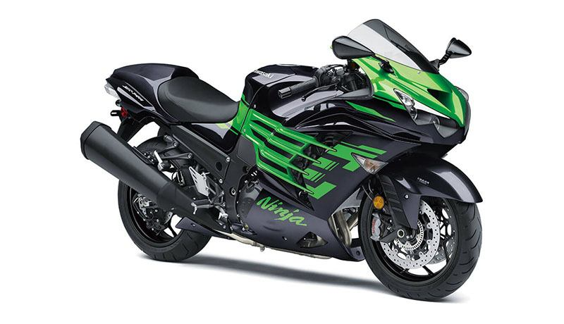 2020 Kawasaki Ninja ZX-14R ABS in La Marque, Texas - Photo 3