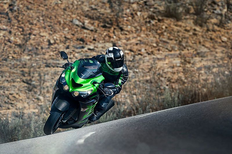 2020 Kawasaki Ninja ZX-14R ABS in Brilliant, Ohio - Photo 4
