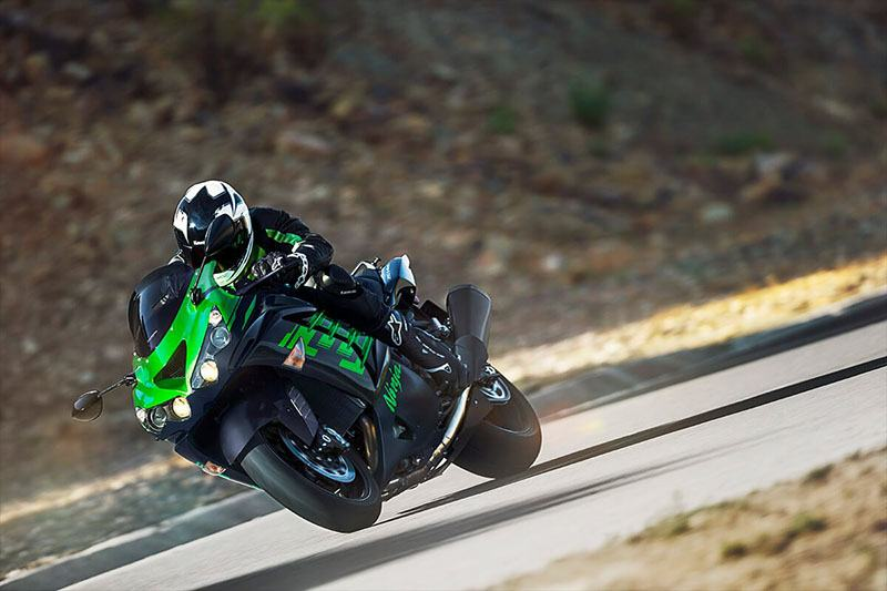 2020 Kawasaki Ninja ZX-14R ABS in Brilliant, Ohio - Photo 5