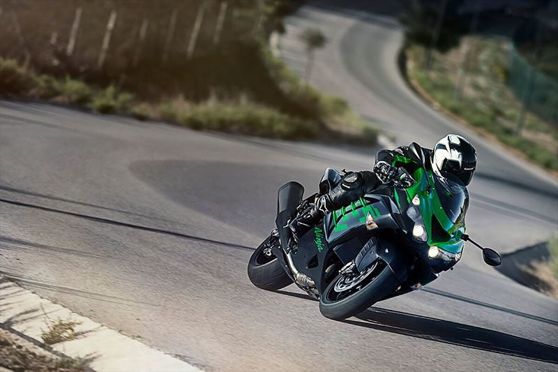 2020 Kawasaki Ninja ZX-14R ABS in Abilene, Texas - Photo 7