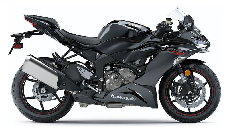 2020 Kawasaki Ninja ZX-6R in Johnson City, Tennessee - Photo 1