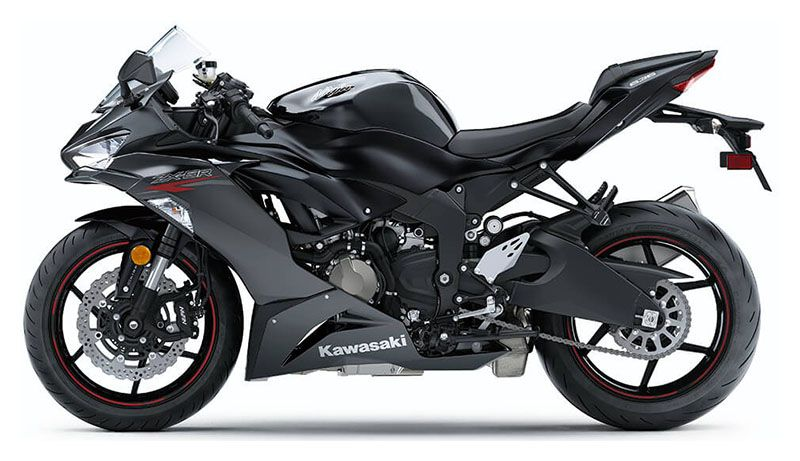 2020 Kawasaki Ninja ZX-6R in Bellevue, Washington - Photo 2