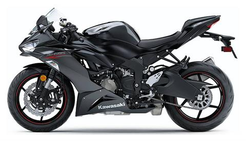2020 Kawasaki Ninja ZX-6R in Bellingham, Washington - Photo 2