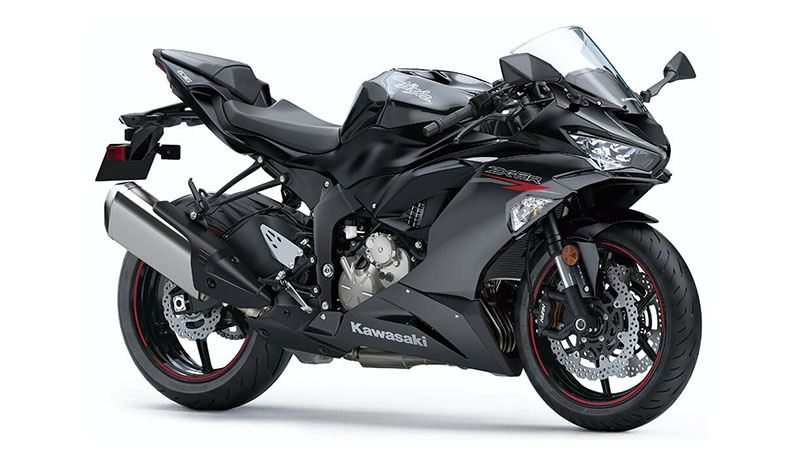 2020 Kawasaki Ninja ZX-6R in Bellevue, Washington - Photo 3