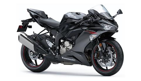 2020 Kawasaki Ninja ZX-6R in Brilliant, Ohio - Photo 3