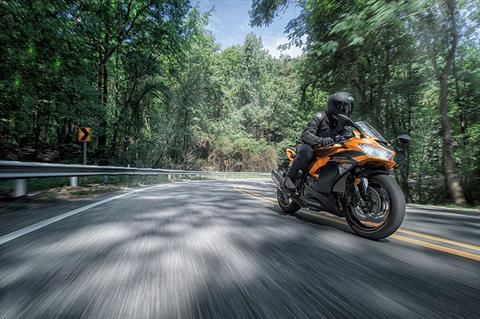 2020 Kawasaki Ninja ZX-6R in Zephyrhills, Florida - Photo 4