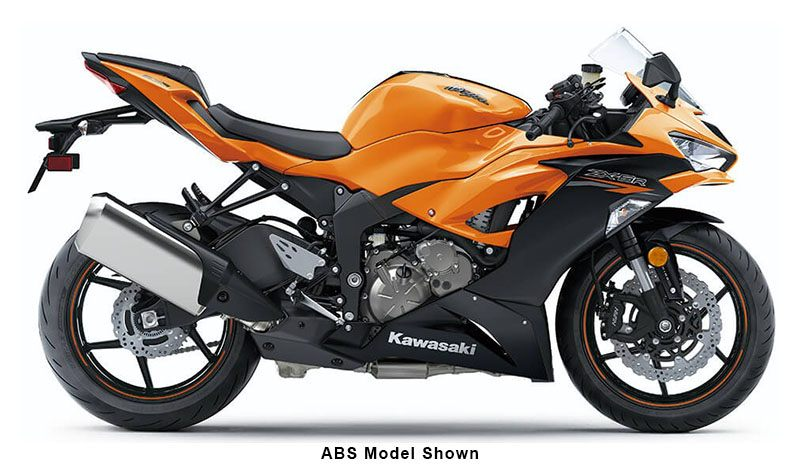 2020 Kawasaki Ninja ZX-6R in Waterbury, Connecticut - Photo 1