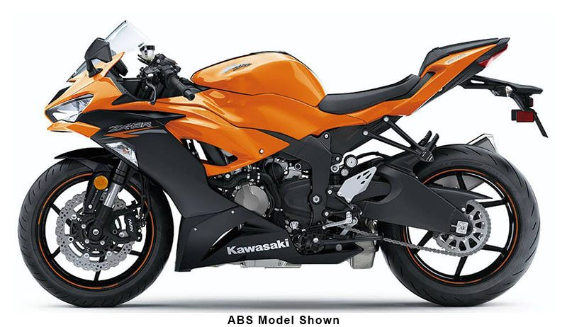 2020 Kawasaki Ninja ZX-6R in Waterbury, Connecticut - Photo 2