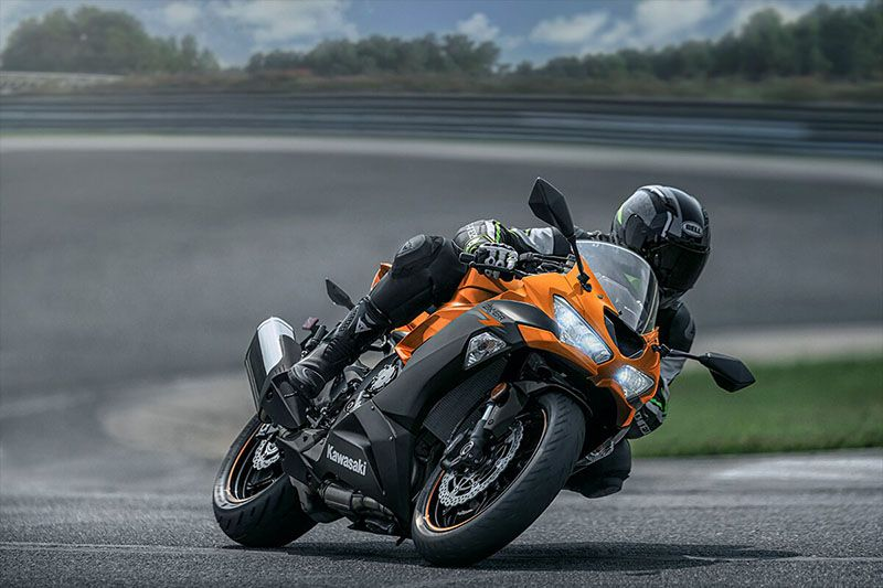 2020 Kawasaki Ninja ZX-6R ABS in Dimondale, Michigan - Photo 7