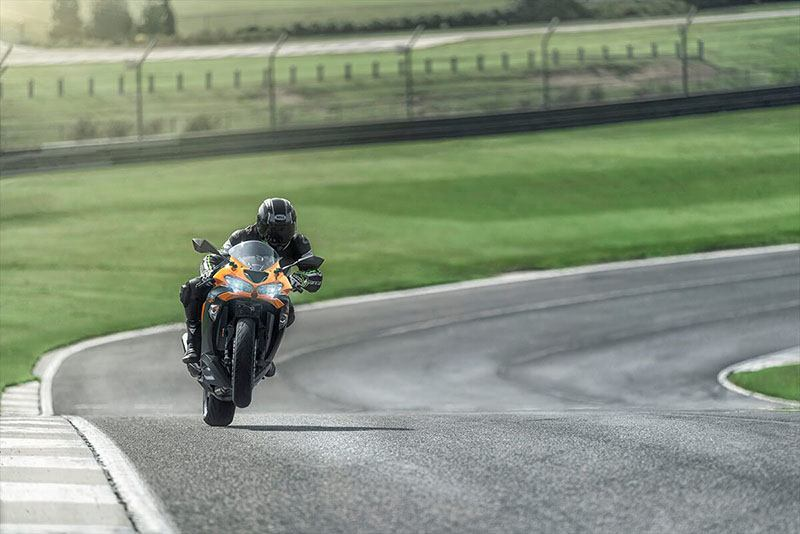 2020 Kawasaki Ninja ZX-6R ABS in Dimondale, Michigan - Photo 9