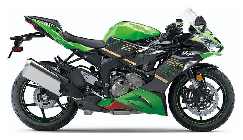 2020 Kawasaki Ninja ZX-6R ABS KRT Edition in Abilene, Texas - Photo 1