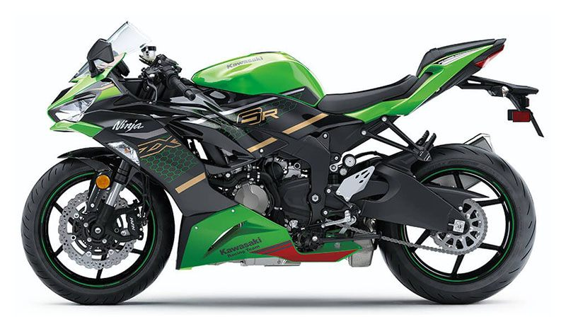 2020 Kawasaki Ninja ZX-6R ABS KRT Edition in North Reading, Massachusetts - Photo 2