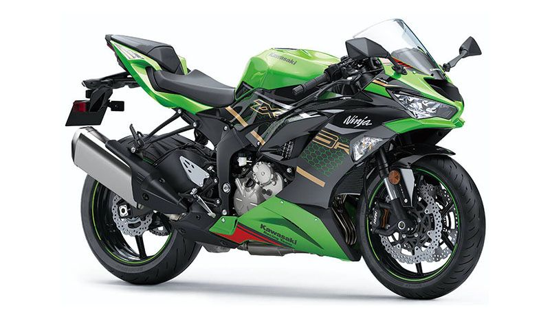 2020 Kawasaki Ninja ZX-6R ABS KRT Edition in O Fallon, Illinois - Photo 3