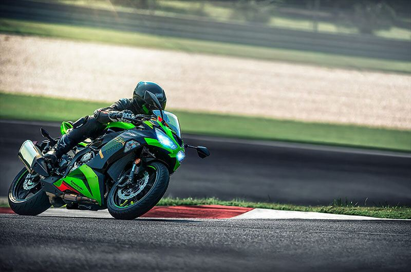 2020 Kawasaki Ninja ZX-6R ABS KRT Edition in Wichita Falls, Texas - Photo 4